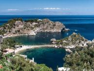 Two-Bedroom Apartment Close to Taormina with Sea Views and Private Garden  - Casa Isola 3