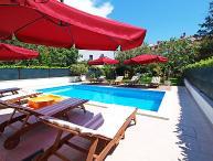4 bedroom Villa in Pula, Istria, Croatia : ref 2099615