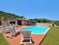 5 bedroom Villa in Porto Cervo, Sardinia, Italy : ref 2008977