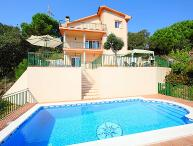 4 bedroom Villa in Lloret De Mar, Costa Brava, Spain : ref 2217929