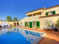 5 bedroom Villa in Carvoeiro, Algarve, Portugal : ref 2027104