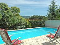 2 bedroom Villa in Saint Tropez, Cote d'Azur, France : ref 2024963