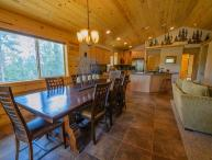 Duck Creek Mt. Cabin sleeps 12