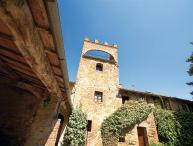 5 bedroom Villa in Siena, Siena and surroundings, Tuscany, Italy : ref 2383131