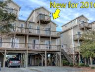 Anchor Dr. 107A | Newly decorated | Great Sunset View | Easy beach access | Heart of Surf City