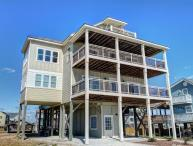 New River Inlet Rd 1597 | Canal Home | Unobstructed Ocean View | Perfectly Decorated