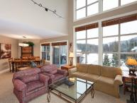 Blackcomb Greens #38 |  3 Bedroom with Views of Chateau Whistler Golf Course