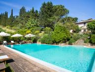 5 bedroom Villa in San Gimignano, San Gimignano, Volterra and surroundings, Tuscany, Italy : ref 2383121