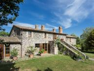 5 bedroom Villa in Orvieto, The Umbrian countryside, Umbria, Italy : ref 2383103