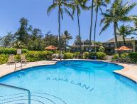 Kaha Lani #115, Ocean View, Ground Floor, Steps to Beach & Coastal Bike Path.