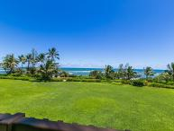 Kaha Lani Resort #218, Oceanfront, Steps to Beach & Coastal Path, Top Floor