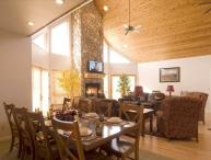 Bull Moose Retreat Main House