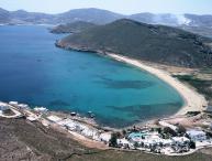 Mykonos - Nereids Villas Panormos Sharing Pool 2 bedrooms
