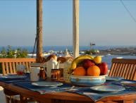 Paros - Gv - Marpissa village house with big verandah sleeps 6+