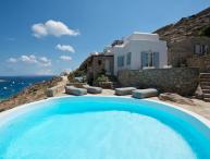 Mykonos- Gv - Villa Anemone with pool and4 bedrooms