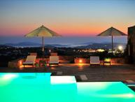 Mykonos Sunset Private Estate with stunning sunsets and seaviews and  7 B/R
