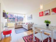 Pleasant 1 Bedroom Apartment in Las Condes