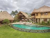 Luxury 5 BR Villa , Rice Fields View, Ubud