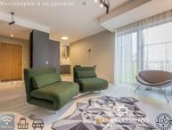 Design apartment with free parking and balcony