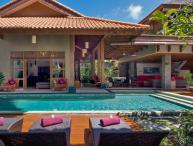 Kinaree Luxury 3BR Villa By The Beach – Seminyak