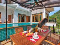 8 Bedroom Patong Beach Sea View Pool Villa
