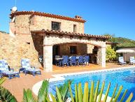 3 bedroom Villa in Calonge, Costa Brava, Spain : ref 2007943