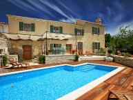 3 bedroom Villa in Trget, Istria, Croatia : ref 2021646