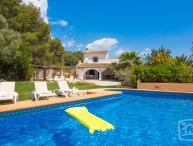 4 bedroom Villa in Benissa, Costa Blanca, Spain : ref 2031743