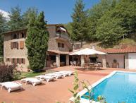 8 bedroom Villa in Barberino di Mugello, Tuscany, Florence, Italy : ref 2039432