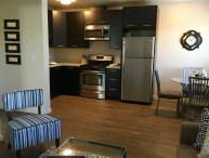 Furnished 1-Bedroom Apartment at Howard Ave & Highland Ave Burlingame