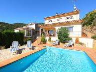 4 bedroom Villa in Calonge, Costa Brava, Spain : ref 2009044