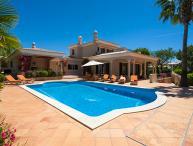 5 bedroom Villa in Vilamoura, Algarve, Portugal : ref 2022262