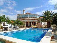 4 bedroom Villa in Miami Platja, Costa Daurada, Spain : ref 2055784