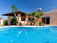 3 bedroom Villa in San Jose, Islas Baleares, Ibiza, Ibiza : ref 2133385