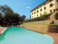 8 bedroom Villa in Gambassi, Volterra And San Gimignano Surroundings, Tuscany, Italy : ref 2135267