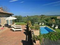 3 bedroom Villa in Gambassi Terme, Tuscany, Italy : ref 2209873