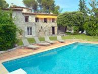 5 bedroom Villa in St Paul De Vence, Cote D Azur, France : ref 2232731