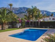 4 bedroom Villa in Denia, Costa Blanca, Denia, Spain : ref 2233726