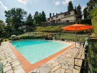 3 bedroom Villa in Barberino del Mugello, Florence Countryside, Italy : ref 2243158
