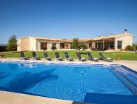 4 bedroom Villa in Sa Pobla, Mallorca, Mallorca : ref 2244331