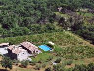 5 bedroom Villa in Radicofani, Tuscany, Italy : ref 2269885