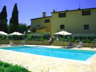 4 bedroom Villa in Arezzo, Central Tuscany, Tuscany, Italy : ref 2386369