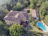 10 bedroom Villa in La Contea, Florence Surroundings, Italy : ref 2303577