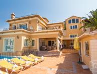 5 bedroom Villa in Calpe, Costa Blanca, Spain : ref 2031772