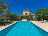 5 bedroom Villa in Alicante, Calpe, Costa Blanca, Spain : ref 2036212