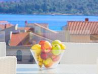 Penthouse with pool in Vodice