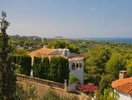 4 bedroom Villa in Denia, Alicante, Costa Blanca, Spain : ref 2127169
