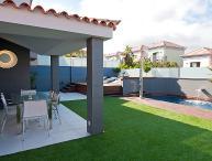 4 bedroom Villa in Maspalomas, Gran Canaria, Canary Islands : ref 2132402