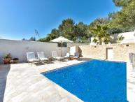 4 bedroom Villa in San Jose, Baleares, Ibiza : ref 2132926