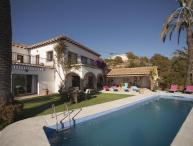 4 bedroom Villa in Altea, Alicante, Costa Blanca, Spain : ref 2135073